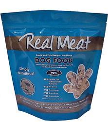 Air Dried Lamb & Fish Dog Food - 5lbs