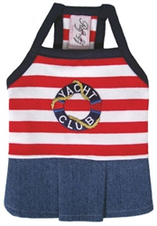 Yacht Club Dress by Ruff Ruff Couture®