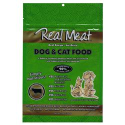 Air Dried 90% Beef Dog & Cat Food - 14 oz Bag