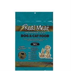 Air Dried 90% Lamb & Fish Dog & Cat Food - 14 oz Bag