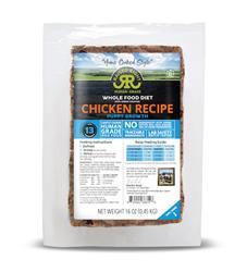 Raised Right Chicken Puppy Original Recipe, 1 lb Tray