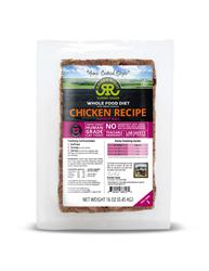 Raised Right Chicken Adult Cat Original Recipe, 1 lb Tray