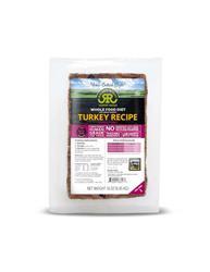 Raised Right Turkey Adult Cat Original Recipe, 1 lb Tray