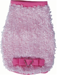 Coco Bow Pink Crystal by Ruff Ruff Couture®
