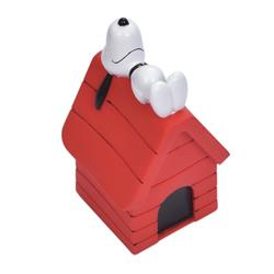 Peanuts: Snoopy on House Vinyl Squeaker Toy