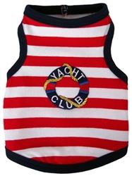 Yacht Club Tank by Ruff Ruff Couture®