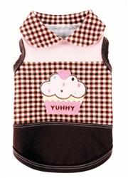 Yummy Pink Tank by Ruff Ruff Couture®