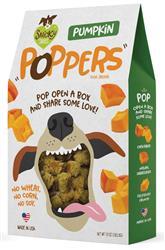Snicky Snaks Pumpkin Poppers Treat, 10 oz