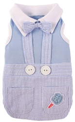 Sweet Cotton Candy Overalls by Ruff Ruff Couture®