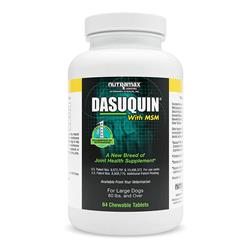 Dasuquin with MSM Joint Health Chewable Tablets