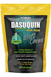 Dasuquin with MSM Joint Health Soft Chews