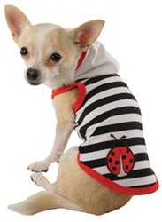 Lucky Ladybug Hoodie by Ruff Ruff Couture®
