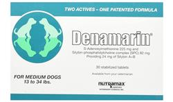 Denamarin 225 mg for Medium Dogs (30 Tablets)