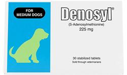 Denosyl 225mg Stabilized Tablets for Medium Dogs (30 Tablets)