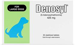 Denosyl 425mg Stabilized Tablets for Large Dogs (30 Tablets)