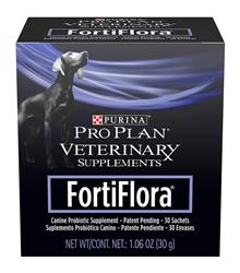 Purina Fortiflora Canine Probiotic Supplement - 30g