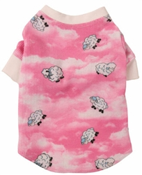 Lambchop Pink Thermals by Ruff Ruff Couture®