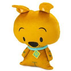 Dog Toy Squeaker Plush - Scooby Doo 3-D Full Body