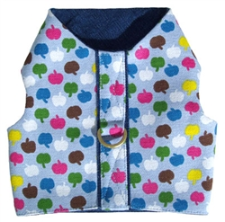 Apple-A-Day Vest by Ruff Ruff Couture®