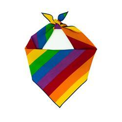 Pride Bandana   Rainbow Bandana   Pride Month   LGBTQ Bandana    Rainbow Pride Dog Bandana