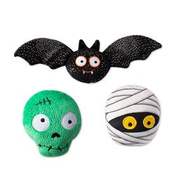 Better Off Undead Small Plush Dog Toys - Set Of 3