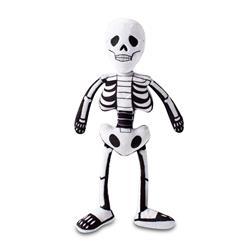 Mr. Bones Plush Dog Toy