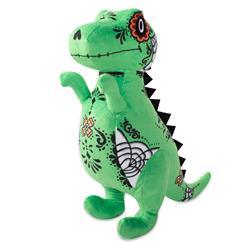 Dino De Muertos Plush Dog Toy