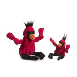 Carmine (the Winter) Cardinal Knottie