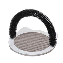 Petpals Nifty cat massager with scratching pad