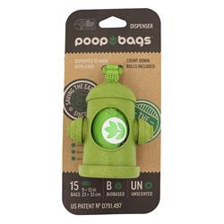 The Original Poop Bags® Hydrant Dispenser (15 CT)