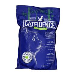Catfidence Organic Bamboo Cat Litter (7 Lb.) Bag