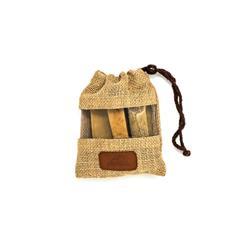 Premium Yak Milk Dog Chews - Small Eco Pack - 3 Count Bag