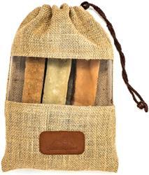 Premium Yak Milk Dog Chews - X-Large Value Pack - 3 Count Bag