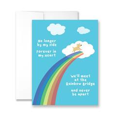 Rainbow Bridge - Package of Six Greeting Cards