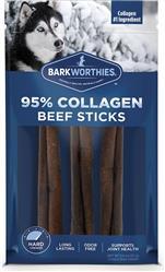 Plain Collagen Beef Stick Packs by Barkworthies