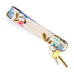 Corsage Canvas Wristlet Key Fob - Rifle Paper Co