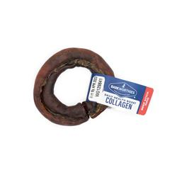 Collagen Beef Ring bulk case of 25 by Barkworthies