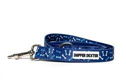 BLUE DOG BONES - Dog Leash