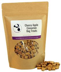 Cheesy Apple Cinnamon Dog Treats