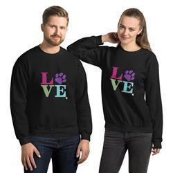LOVE Crewneck Sweatshirt