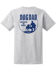 T-shirt: Dog Dad