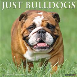 Bulldogs 2022 Wall Calendar