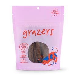 Grazers Beef & Carrot Jerky Sticks, 4 oz Bags