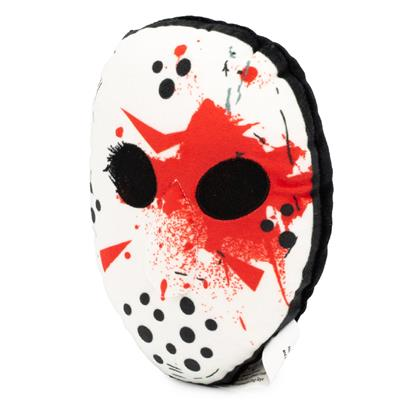 Dog Toy Squeaker Plush - Friday the 13th Jason Mask
