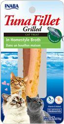 Churu Grilled Fillets - Tuna In Homestyle Broth - 0.52 Oz