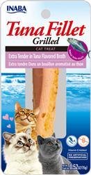 Churu Grilled Fillets - Extra Tender Tuna In Tuna Flavored Broth - 0.52 Oz