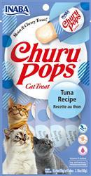 Churu Pops - Tuna Recipe - 2.16 Oz (0.54 Oz X 4T)