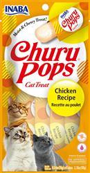 Churu Pops - Chicken Recipe - 2.16 Oz (0.54 Oz X 4T)