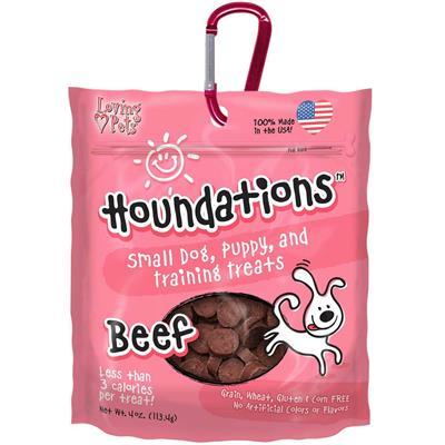 Houndations Training Treats - Beef