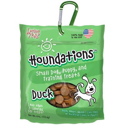 Houndations Training Treats - Duck